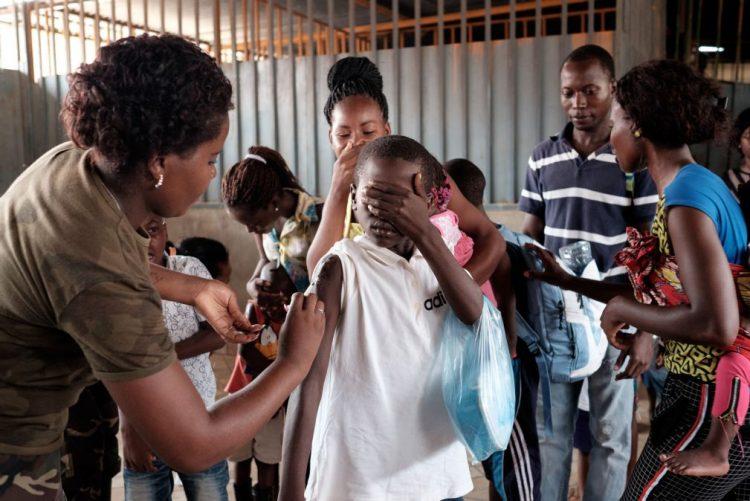 OMS felicita Angola pelo fim da epidemia de febre-amarela e garante apoio contínuo