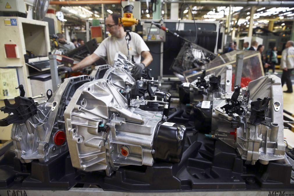 Trabalhadores da Renault Cacia em greve contra pressão e por aumentos salariais