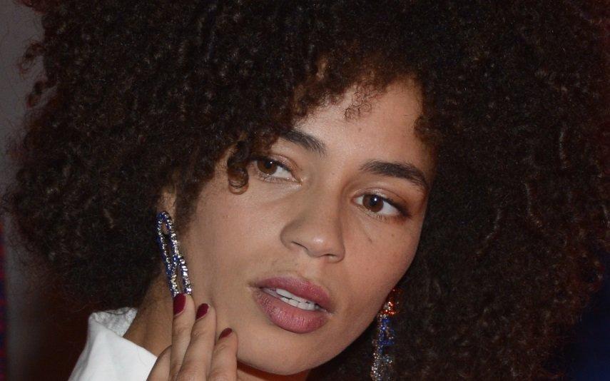 Ana Sofia Martins Atriz não queria casar, mas David Fonseca trocou-lhe as voltas