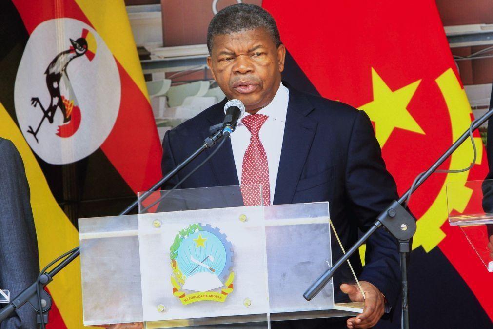Presidente angolano inicia na terça-feira visita de dois dias ao Vaticano