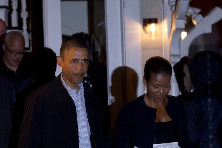Dirigente de campanha eleitoral de Trump insulta Barack e Michelle Obama