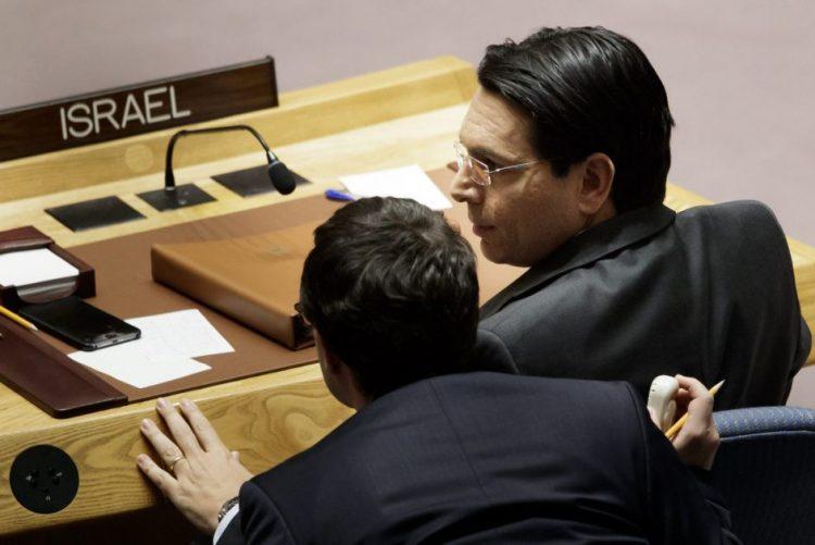Israel não vai cumprir resolução do Conselho de Segurança - Benjamin Netanyahu