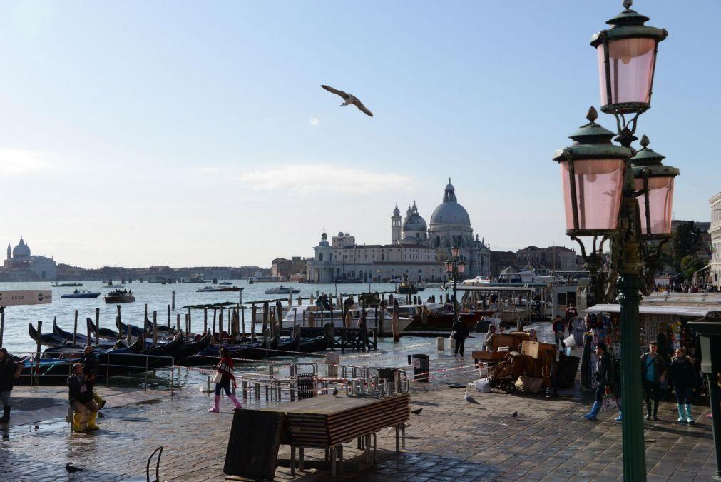 Governo italiano prepara declaração de estado de emergência em Veneza
