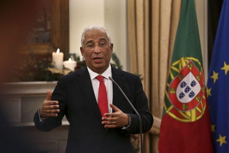 António Costa fala ao país no domingo à noite na tradicional mensagem de Natal