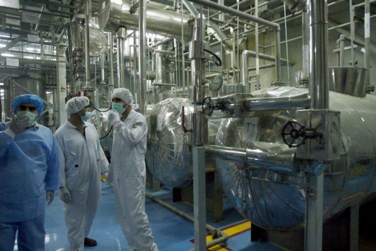 Irão está a respeitar acordo nuclear sobre enriquecimento urânio - Documentação