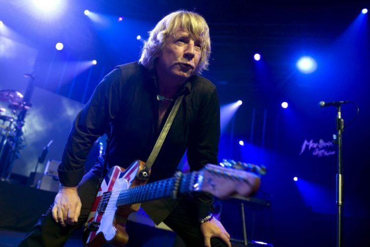 Morreu o guitarrista Rick Parfitt, de 68 anos, da banda Status Quo