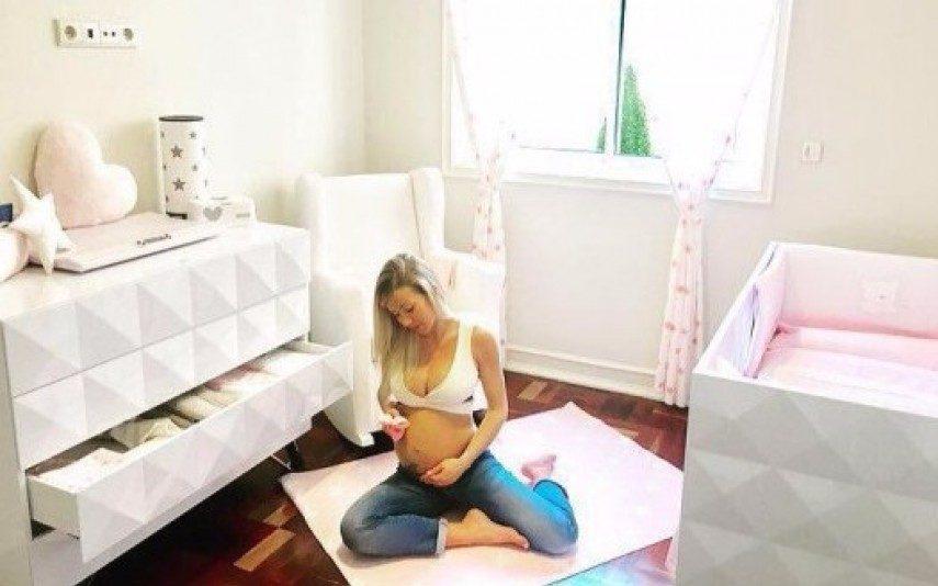 Laura Figueiredo Saiba quanto custou o quarto da filha Beatriz