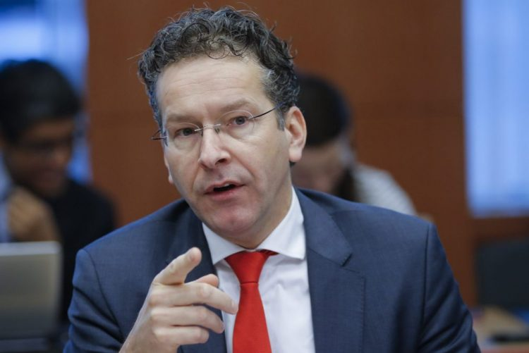 Grécia dissipou as dúvidas sobre a sua determinação nas reformas - Dijsselbloem