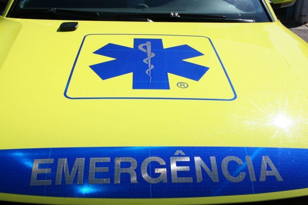 Mulher ferida com gravidade em explosão provocada por fuga de gás em Famalicão