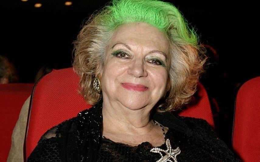 Maria José Valério Cantora internada aos 86 anos