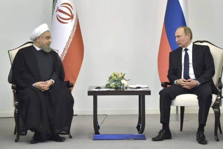 Síria: Putin e Rohani saúdam vitória em Alepo