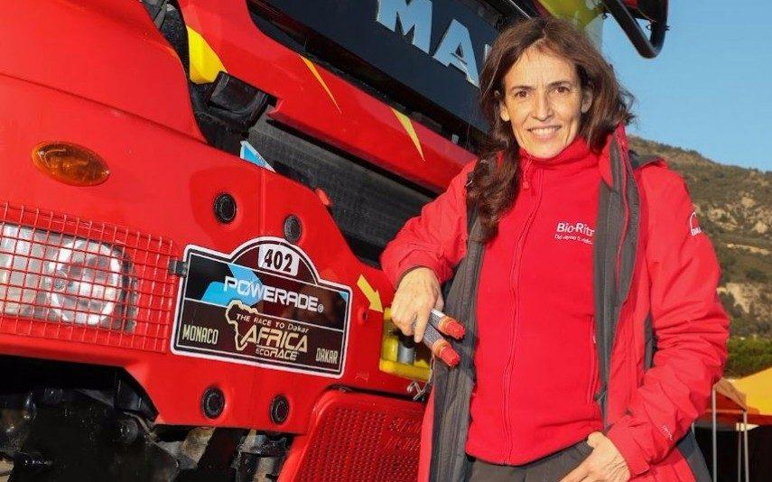 Elisabete Jacinto Piloto desvenda os pontos mais importantes da sua carreira