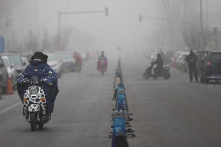 Nova lei da China para taxar poluição não inclui emissão de CO2