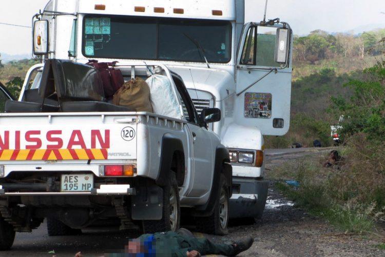 Onze pessoas morrem atropeladas por um camião no centro de Moçambique