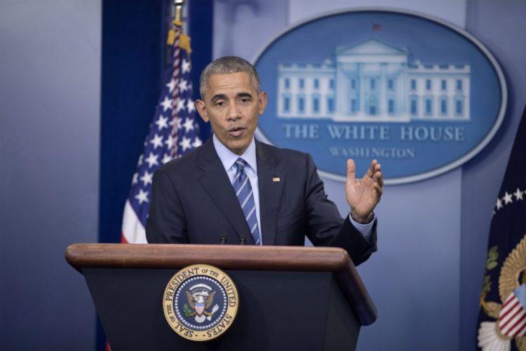 Obama confiante que seria reeleito caso Constituição dos EUA permitisse