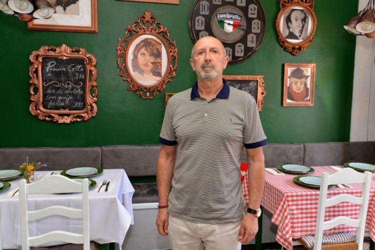 Edmundo Gomes, dono do restaurante Tomate, em Espinho, fala sobre Pesadelo na Cozinha