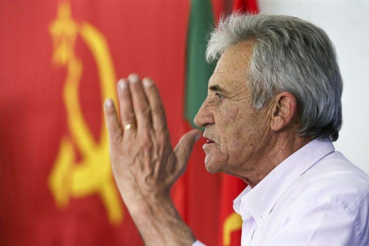 PCP/Congresso: Jerónimo recusa ser