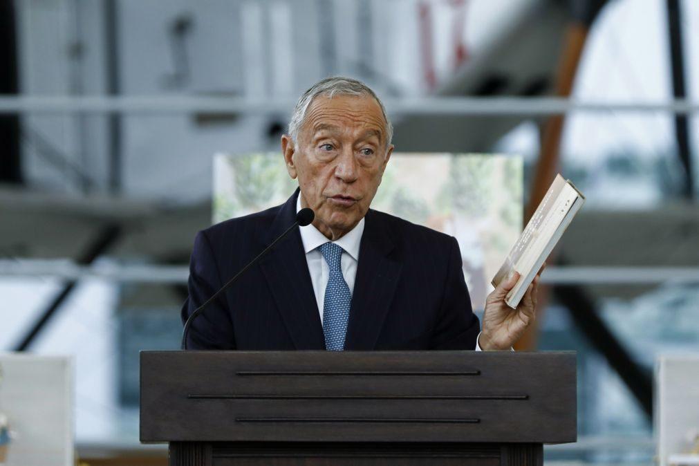 OE2020: Marcelo Rebelo de Sousa sem preocupações com aprovação da proposta