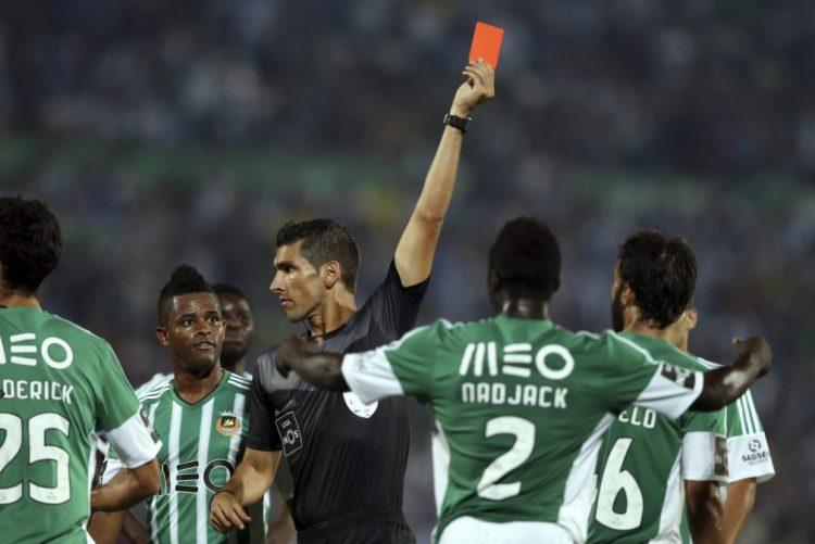 Fábio Veríssimo arbitra estreia do Benfica na Taça da Liga