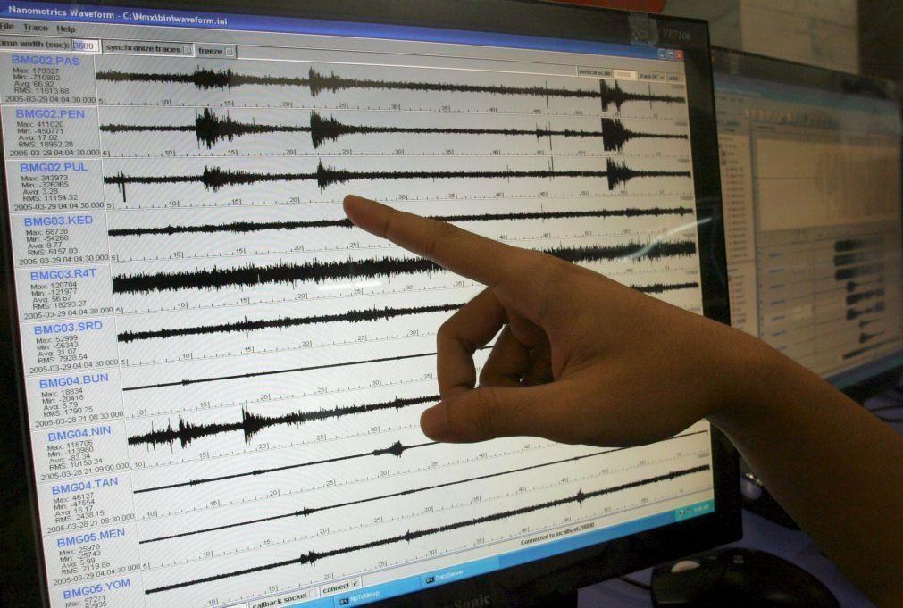 Terra volta a tremer nos Açores   Sismo de magnitude 3,8 sentido no Faial