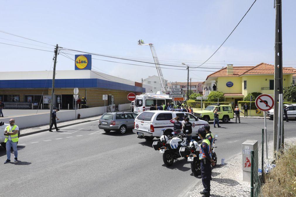 Três franceses e um suíço entre os mortos na queda da aeronave em Tires