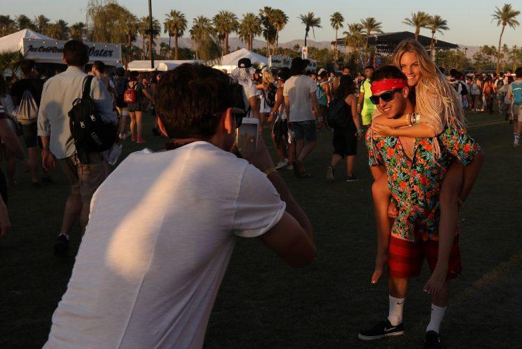 Os melhores looks do festival Coachella