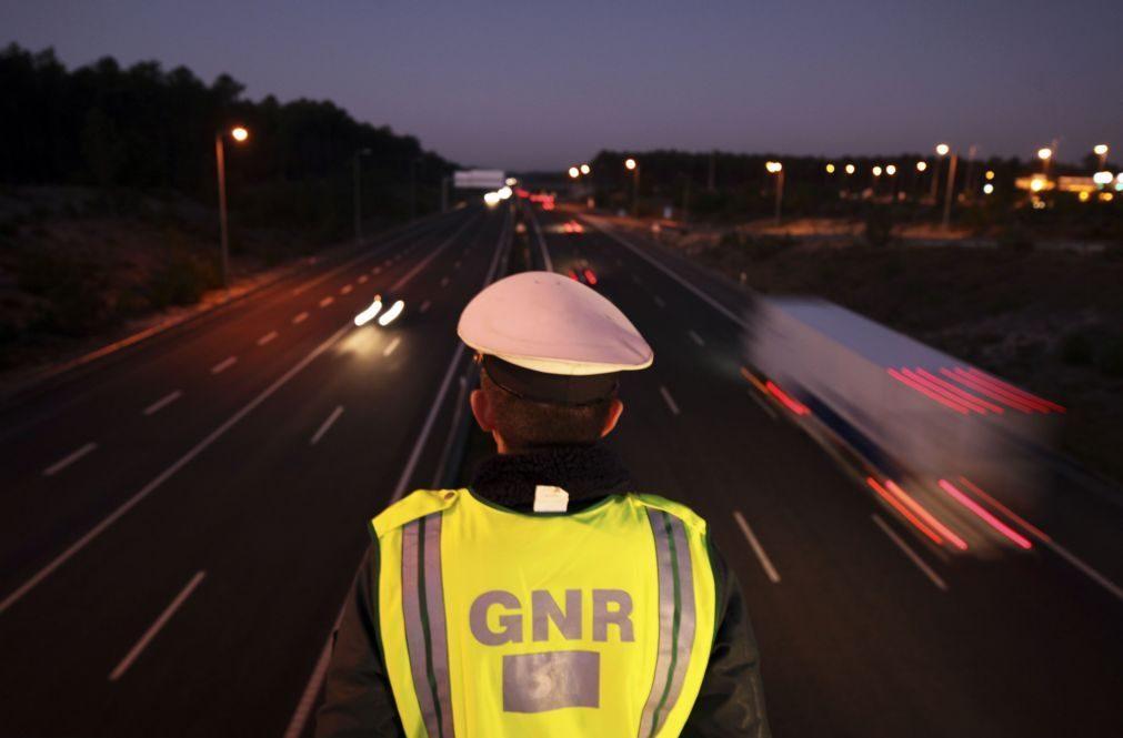 GNR intensifica controlos de velocidade de quarta-feira a domingo