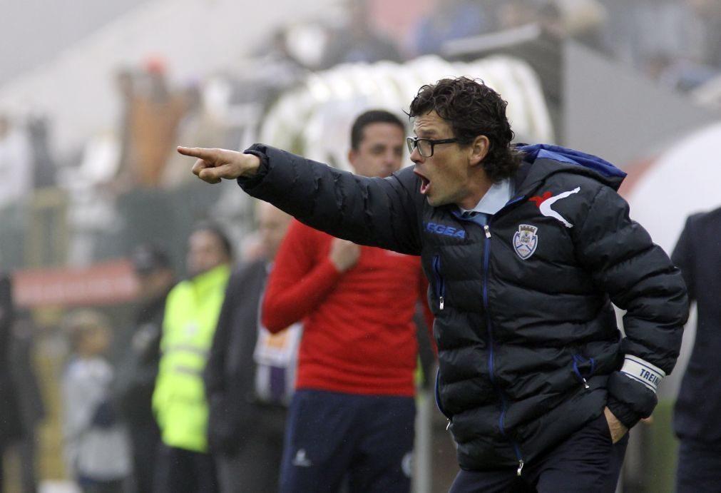 Nuno Manta Santos renova com Feirense até 2019