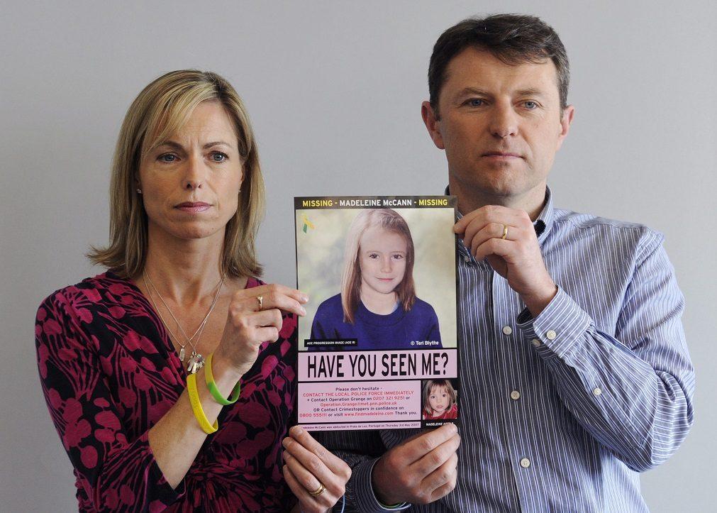 Ama de Maddie McCann quebra o silêncio e faz acusações à polícia portuguesa