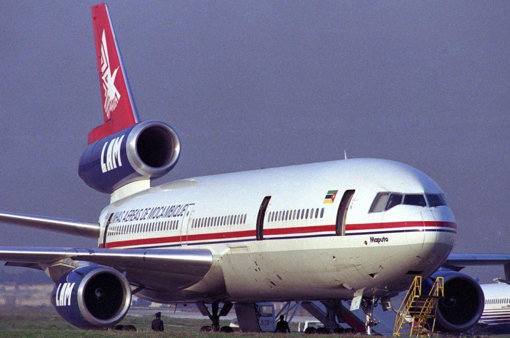 Justiça moçambicana constitui três arguidos por corrupção no negócio entre LAM e Embraer