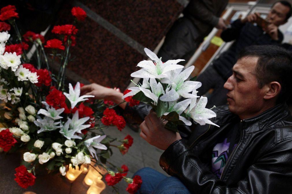 Organizador de atentado em São Petersburgo admite culpa