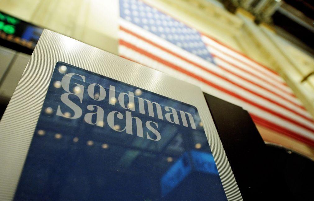 Lucro do Goldman Sachs sobe 80% no 1.º trimestre