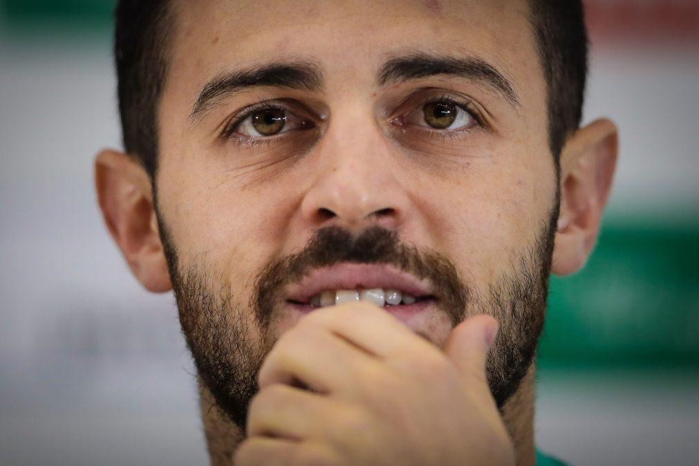 Bola de Ouro: Bernardo Silva é o 11.º internacional português no 'top 10'