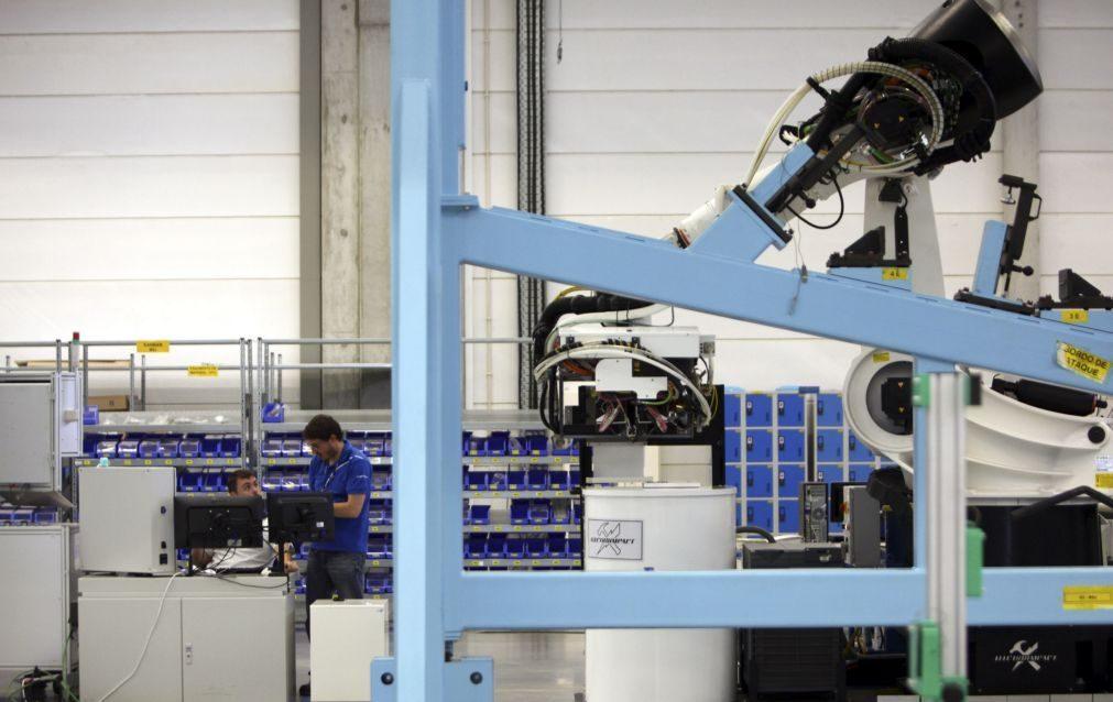 Preços da produção industrial aumentam 4% em março