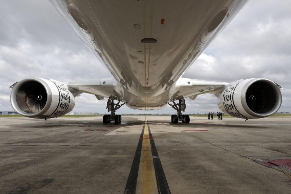 United Airlines encomenda 50 aviões à europeia Airbus para substituir Boeing norte-americanos