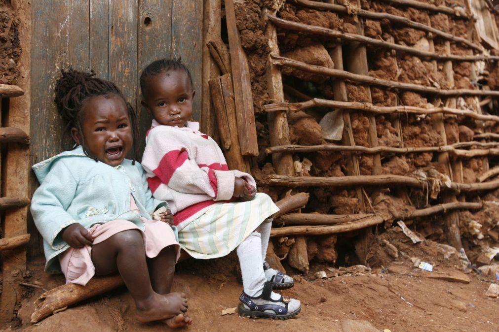 EUA apoiam com 2,5 milhões de euros saúde e nutrição de grupos vulneráveis em Moçambique