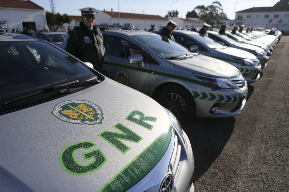 GNR recupera componentes de mais de 300 veículos furtados