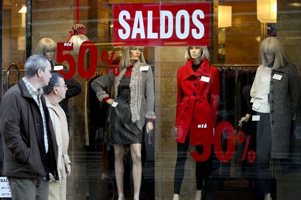 Turistas brasileiros duplicam compras em Portugal
