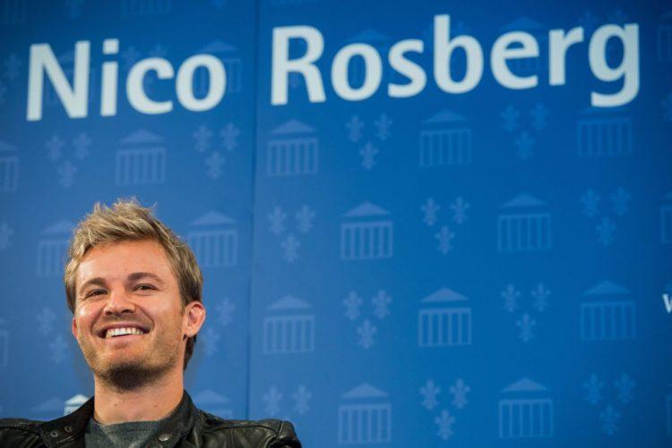 Nico Rosberg, campeão mundial de Fórmula 1, abandona a carreira