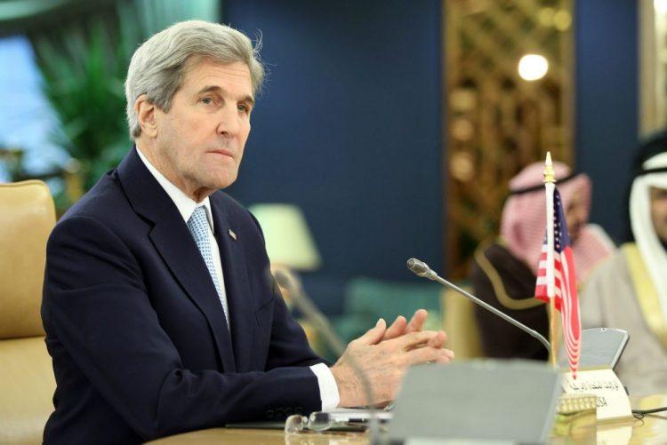 John Kerry apresenta quarta-feira visão sobre processo paz israelo-palestiniano