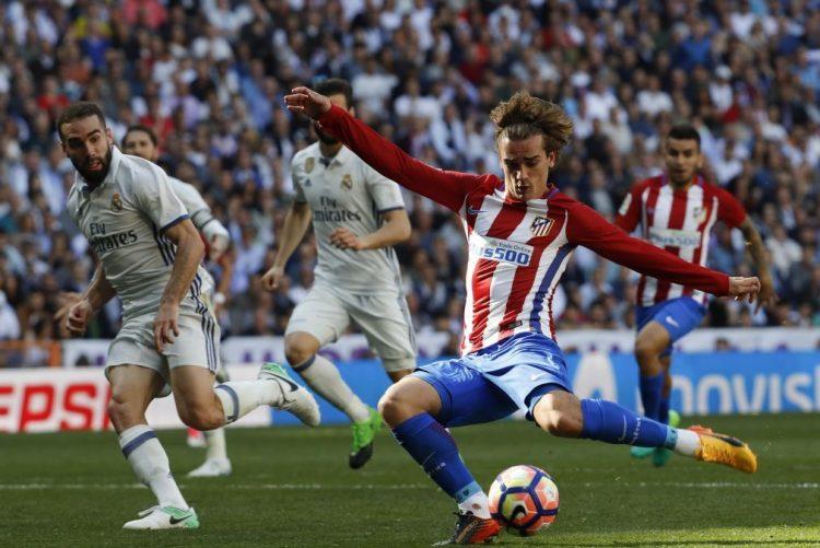 Campeão Real Madrid defronta Atlético de Madrid nas meias-finais da 'Champions'