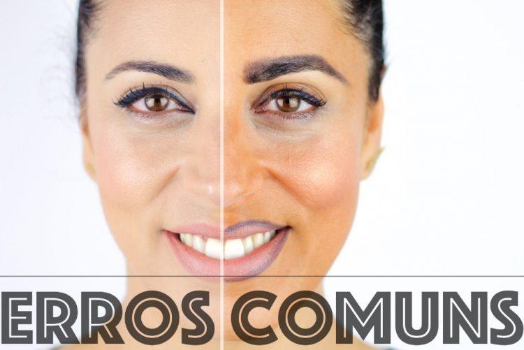 Evite estes 10 erros de maquilhagem que fazem toda a diferença