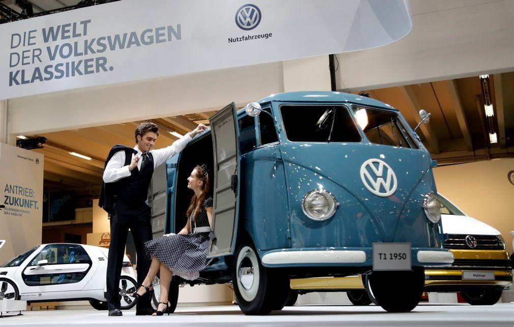 Volkswagen quer vender um milhão de carros elétricos por ano a partir de 2025