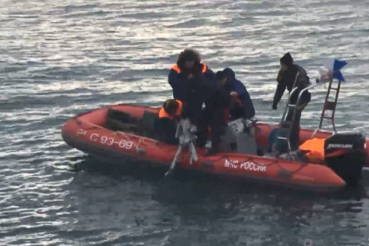 Recuperada segunda caixa negra do avião russo despenhado no Mar Negro