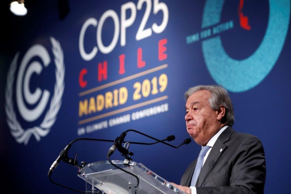 COP25: Passagem para economia verde pode gerar 65 milhões de novos empregos, diz Guterres