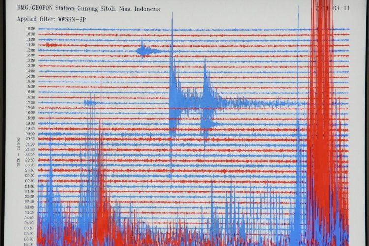Forte sismo a nordeste de Tóquio, sem risco de tsunami