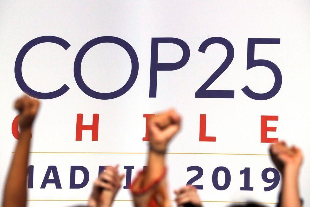 COP25: Urgência na luta contra alterações climáticas - principais conclusões