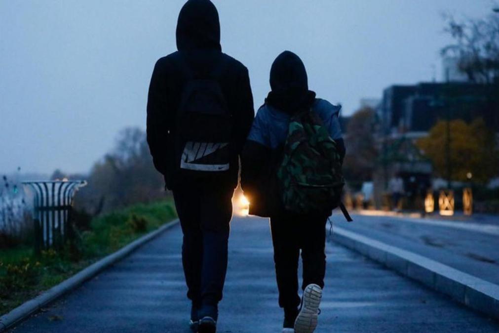 Portuguesa com crianças sem-abrigo em Paris rejeitou apoio social