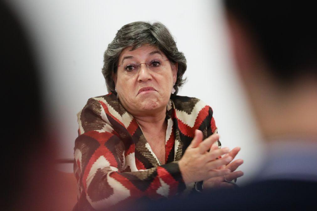 Ana Gomes em isolamento após contacto com pessoa infetada com covid-19