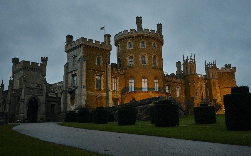 Castelo da série The Crown aluga suite na noite de Passagem de Ano